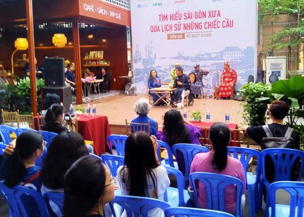 Tìm hiểu Sài Gòn xưa qua lịch sử những chiếc cầu - ảnh 1