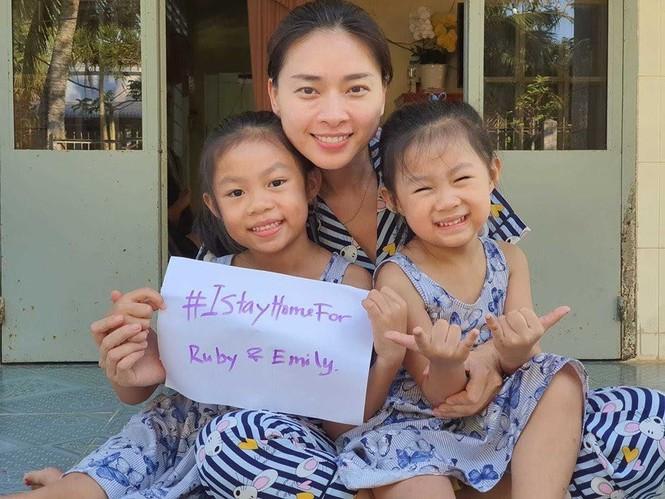 Sao Việt hưởng ứng phong trào #StayAtHome, kêu gọi mọi người cùng ở nhà phòng dịch - ảnh 3