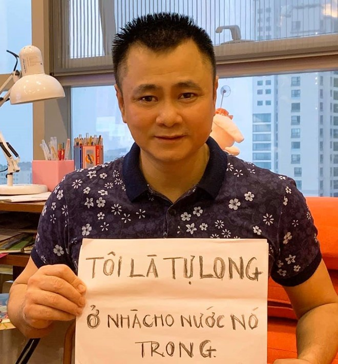 Sao Việt hưởng ứng phong trào #StayAtHome, kêu gọi mọi người cùng ở nhà phòng dịch - ảnh 11