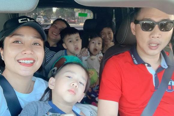 Showbiz 13/6: Đỗ Mỹ Linh thăm em bé bị bỏ rơi tại hố ga - ảnh 10