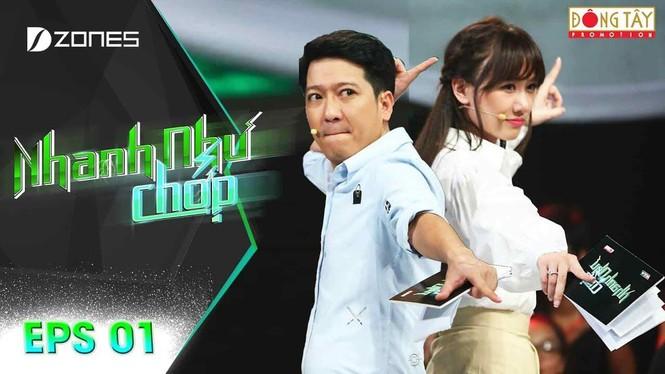 Trường Giang phủ sóng nhiều game show, Thanh Hằng diện vest không nội y - ảnh 11