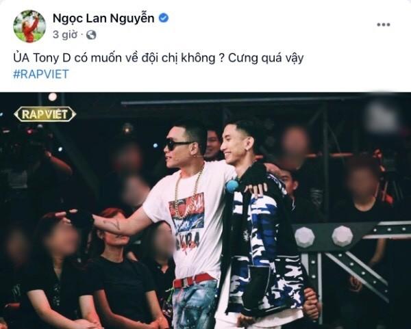 Ngọc Lan đòi rap với thí sinh Rap Việt, Khánh Thi tập luyện duy trì cân nặng 45,5 kg - ảnh 2