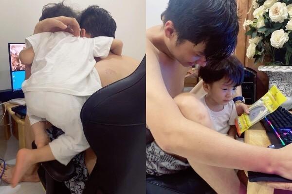 Lã Thanh Huyền đổi kiểu tóc dịu dàng nữ tính, Cao Thái Sơn bất ngờ đăng status tiêu cực - ảnh 15