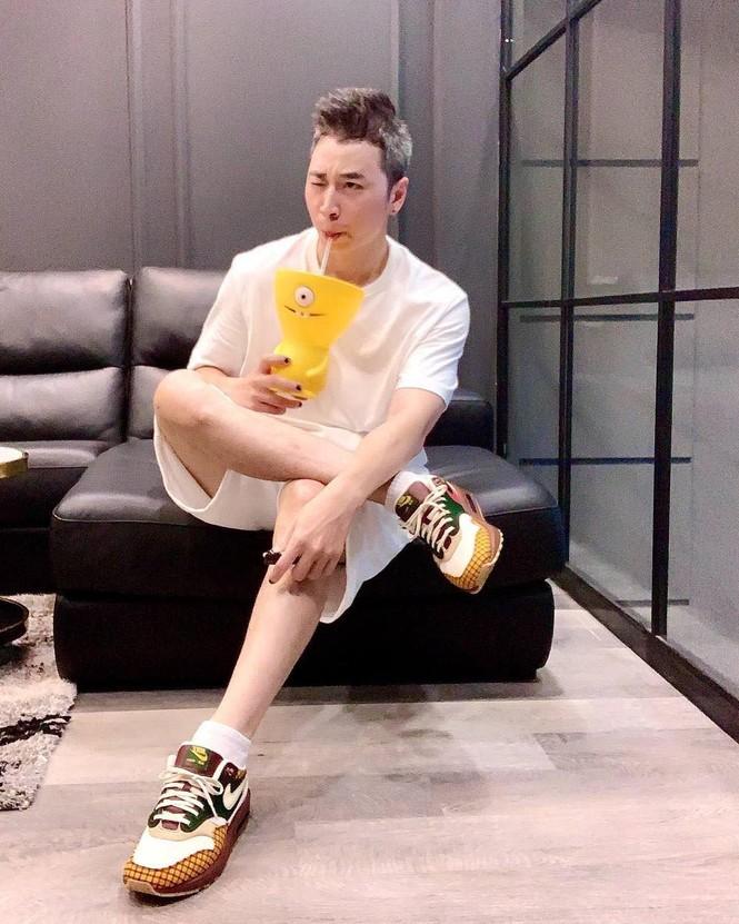 Lã Thanh Huyền đổi kiểu tóc dịu dàng nữ tính, Cao Thái Sơn bất ngờ đăng status tiêu cực - ảnh 21