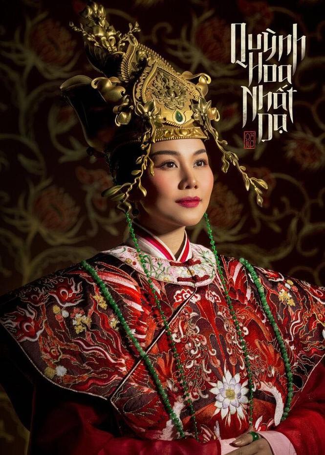 Thanh Hằng ngời ngời khí chất trong vai Dương Vân Nga, Mai Hồ gầy gò khiến fan lo lắng - ảnh 14