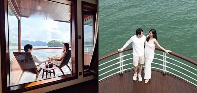 Sao Việt thi nhau chọn du thuyền để xả hơi, Hiếu Hiền bức xúc phủ nhận tin đồn cát-xê - ảnh 12