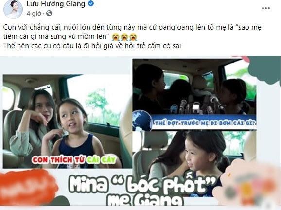 Mai Phương Thúy khoe ảnh diện váy bó sát, Lưu Hương Giang bị con gái tố đụng chạm dao kéo - ảnh 8