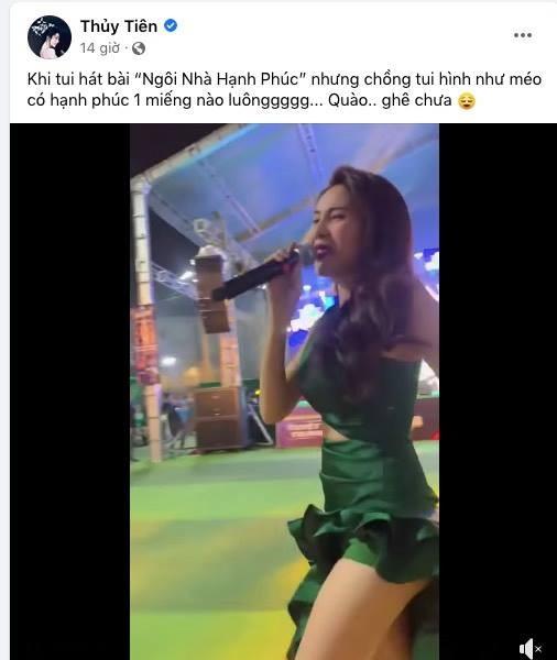 Thủy Tiên bị ông xã ngó lơ khi biển diễn, Angela Phương Trinh bất ngờ diện váy gợi cảm - ảnh 12