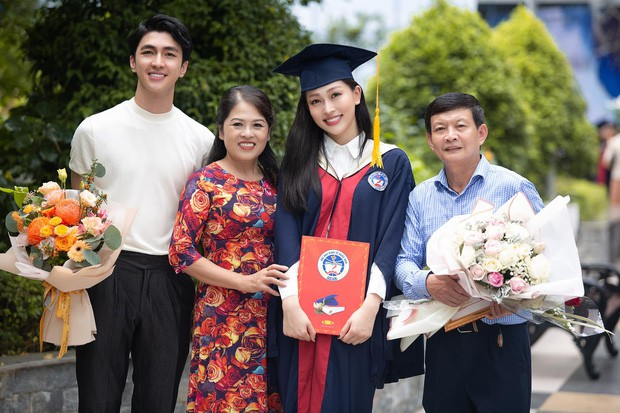 Á hậu Phương Nga tốt nghiệp Đại học; Nỗ lực làm việc thiện, Khánh Vân vẫn bị nói giả tạo - ảnh 3