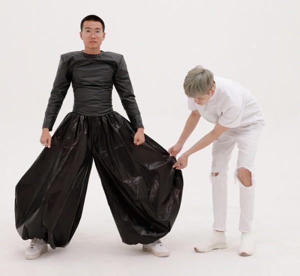 Lynk Lee khoe thềm ngực căng tràn lấp ló; Wowy lên đồ cực dị tại tuần lễ thời trang - ảnh 10