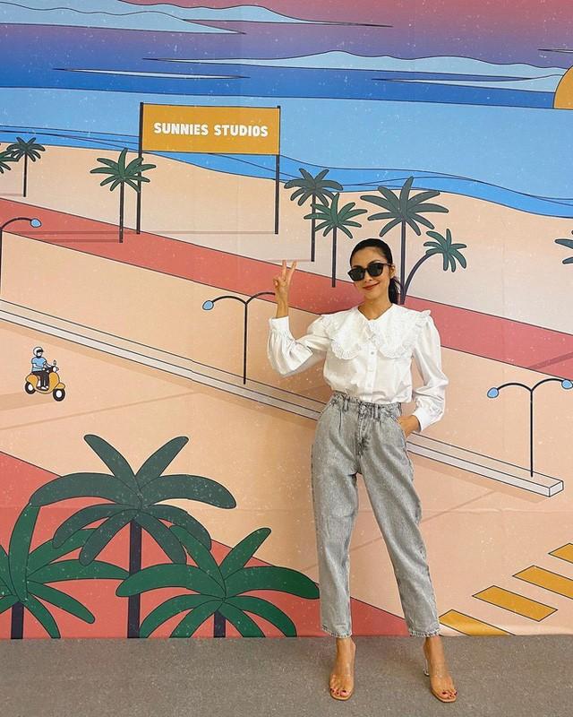 Lynk Lee khoe thềm ngực căng tràn lấp ló; Wowy lên đồ cực dị tại tuần lễ thời trang - ảnh 11