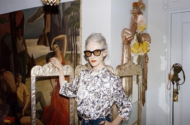 Nhìn cụ bà Linda Rodin sống và ăn mặc, bạn sẽ cảm thấy yêu đời cực kỳ - ảnh 5
