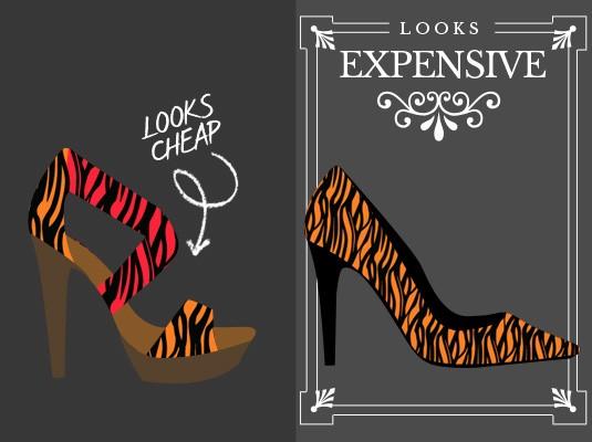 Đôi giày nhìn sang chảnh hay rẻ tiền không liên quan đến giá cả, mà là do điều này - ảnh 4