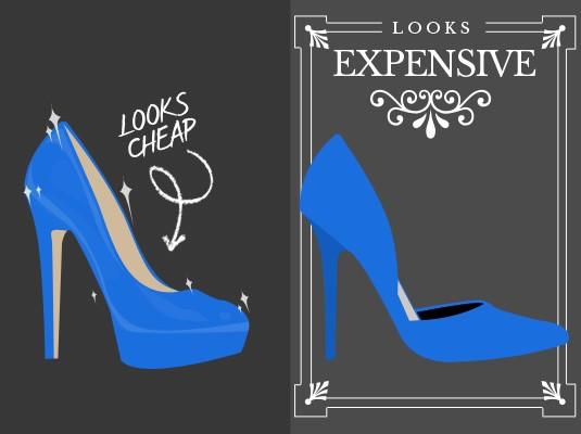 Đôi giày nhìn sang chảnh hay rẻ tiền không liên quan đến giá cả, mà là do điều này - ảnh 5