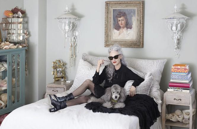 Nhìn cụ bà Linda Rodin sống và ăn mặc, bạn sẽ cảm thấy yêu đời cực kỳ - ảnh 3