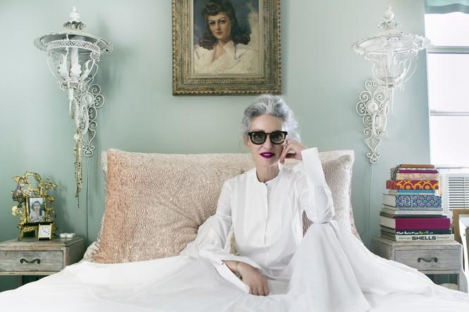 Nhìn cụ bà Linda Rodin sống và ăn mặc, bạn sẽ cảm thấy yêu đời cực kỳ - ảnh 6