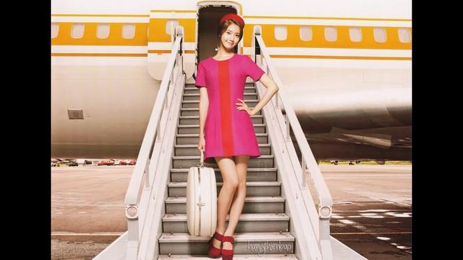 Học làm đẹp từ chuyên gia make up đôi khi không lợi hại bằng học tiếp viên hàng không - ảnh 6