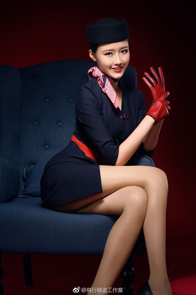 Học làm đẹp từ chuyên gia make up đôi khi không lợi hại bằng học tiếp viên hàng không - ảnh 4
