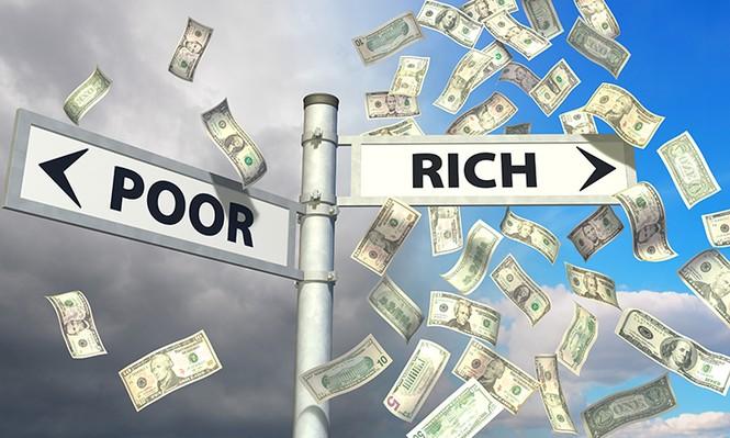 Người giàu khác ta hình dung thế nào? - ảnh 3