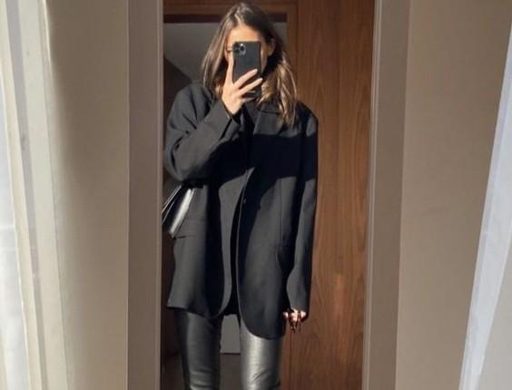 Áo khoác thành trend lớn, nhà bạn có cái blazer hay áo khoác da nào chưa? - ảnh 5