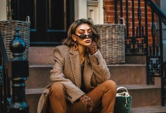 Áo khoác thành trend lớn, nhà bạn có cái blazer hay áo khoác da nào chưa? - ảnh 4