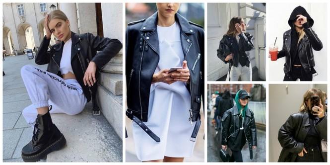Áo khoác thành trend lớn, nhà bạn có cái blazer hay áo khoác da nào chưa? - ảnh 1