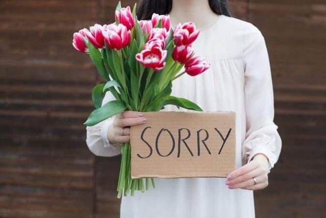 Nói xin lỗi cũng phải hợp tính cách của mình thì mới chân thành, mối quan hệ đều vững chắc - ảnh 2