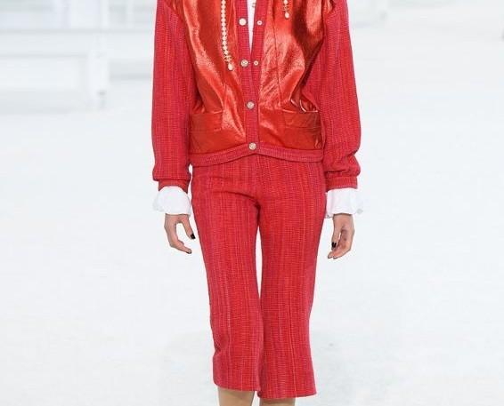 10 hot trend sắp tới được dự đoán từ bộ sưu tập SS21 của Chanel - ảnh 6