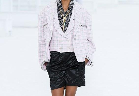 10 hot trend sắp tới được dự đoán từ bộ sưu tập SS21 của Chanel - ảnh 8