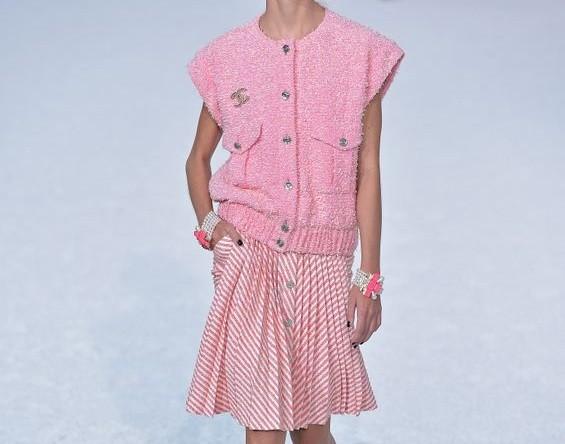 10 hot trend sắp tới được dự đoán từ bộ sưu tập SS21 của Chanel - ảnh 9