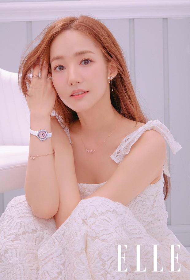 Ngỡ ngàng trước vẻ đẹp không tuổi của 'Thư kí Kim' Park Min Young  - ảnh 7