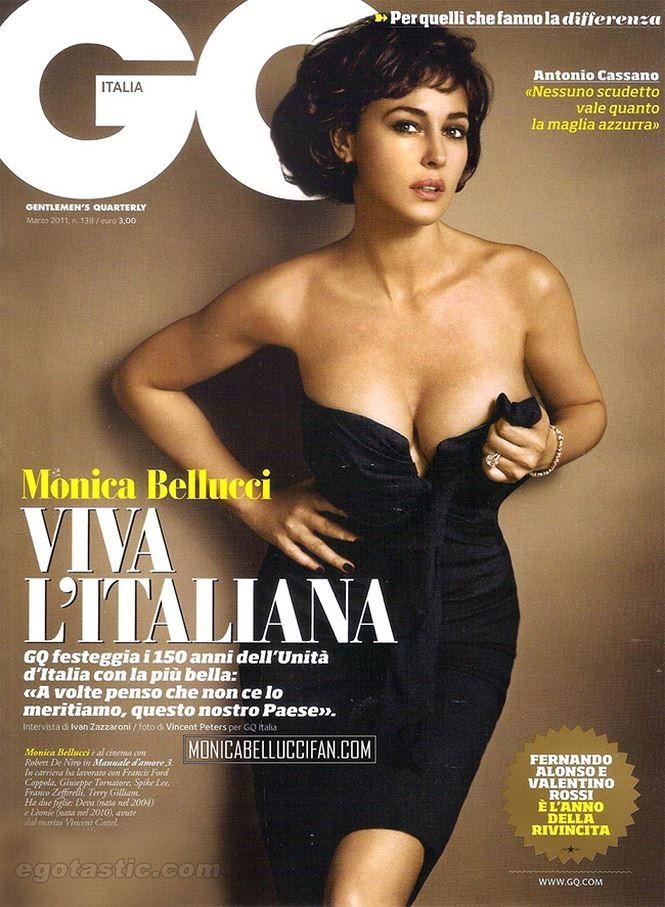 Chiêm ngưỡng biểu tượng sắc đẹp Monica Bellucci thời hoàng kim - ảnh 5