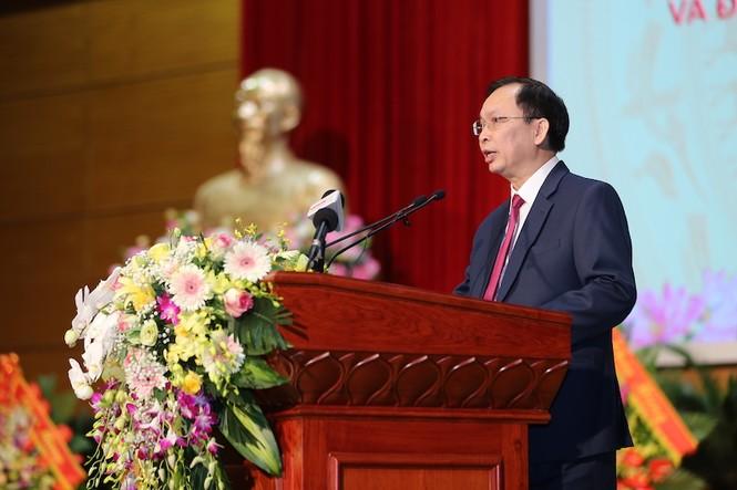 Kỷ niệm 25 năm thành lập, MB đón nhận Huân chương  Bảo vệ Tổ quốc Hạng Nhất - ảnh 4