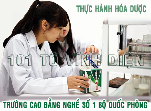 Trường cao đẳng nào đào tạo dược sĩ chuyên nghiệp? - ảnh 1