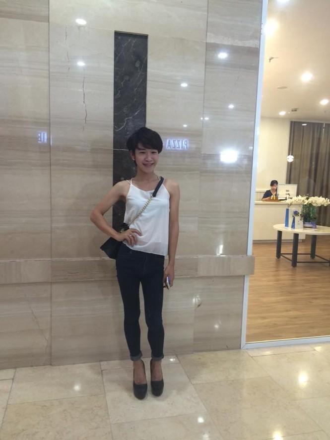 Những thí sinh đặc biệt tại Vietnam's Nexttop Model mùa 7 - ảnh 3