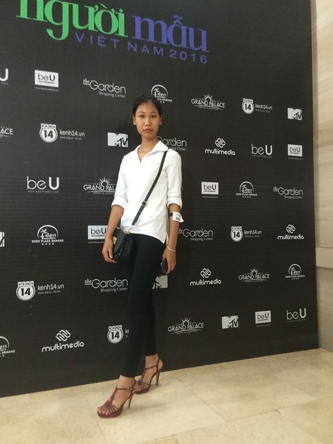 Những thí sinh đặc biệt tại Vietnam's Nexttop Model mùa 7 - ảnh 11