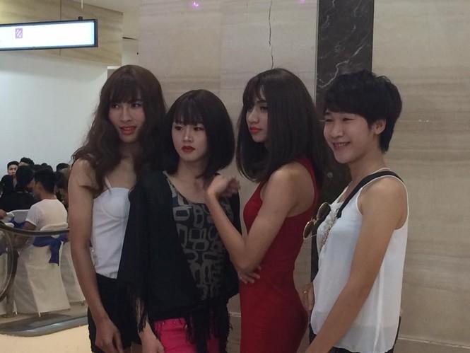 Những thí sinh đặc biệt tại Vietnam's Nexttop Model mùa 7 - ảnh 1