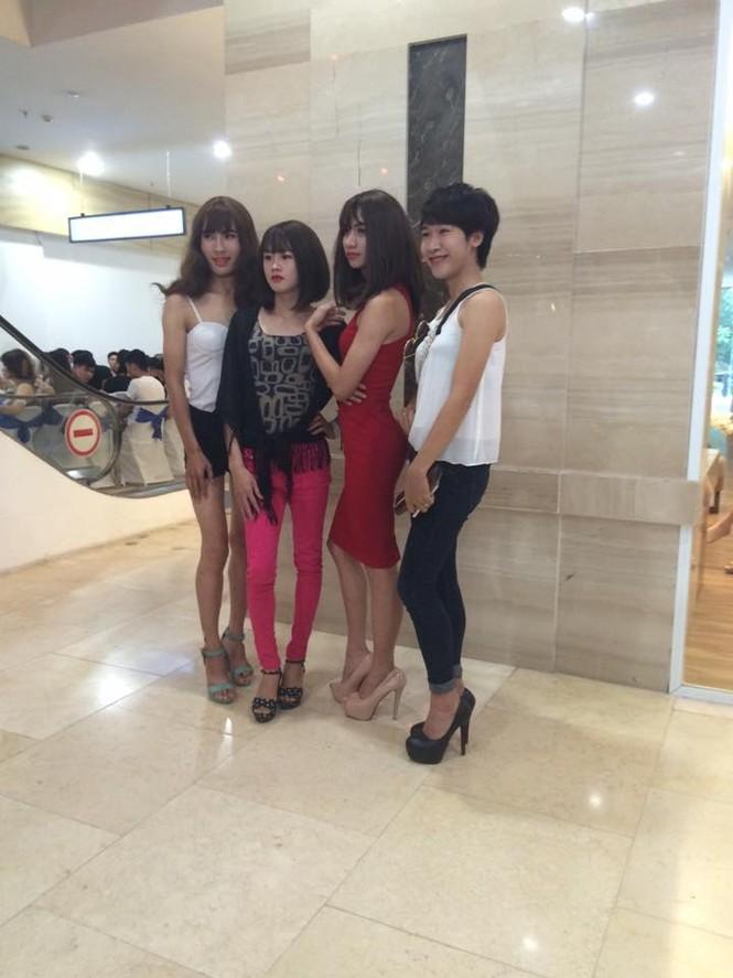 Những thí sinh đặc biệt tại Vietnam's Nexttop Model mùa 7 - ảnh 2