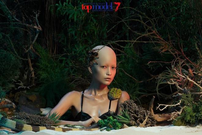 chung kết next top model - ảnh 11