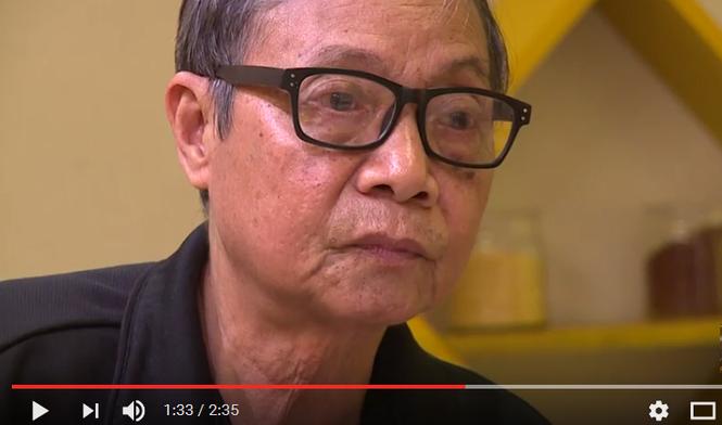 Bố nghệ sĩ Công Lý khóc nghẹn khi nói về Thảo Vân - ảnh 1