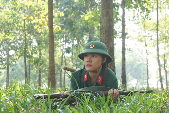 Nhan sắc nữ xạ thủ từng đoạt danh hiệu Á khôi - ảnh 2