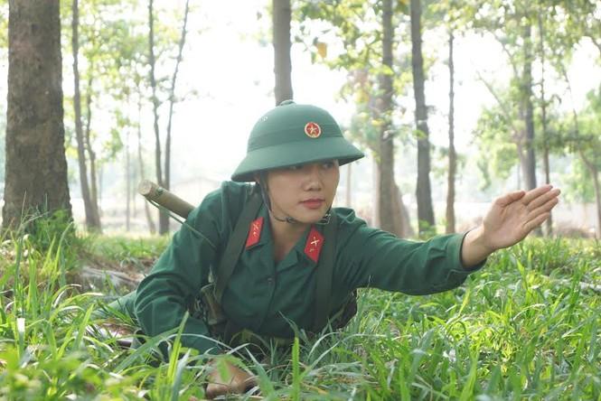 Nhan sắc nữ xạ thủ từng đoạt danh hiệu Á khôi - ảnh 4