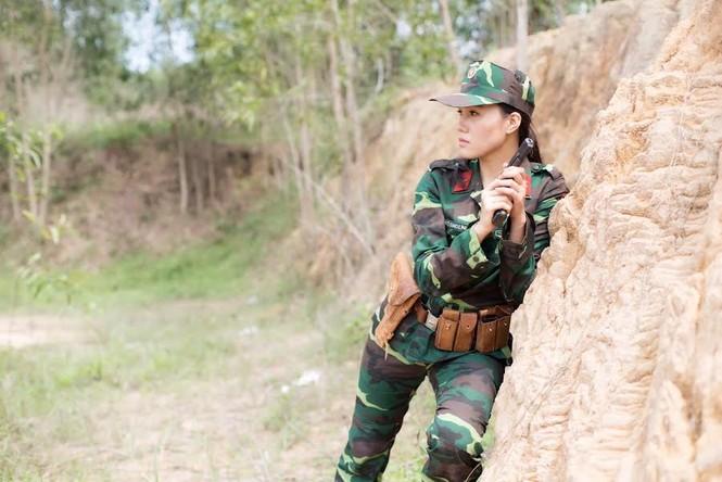 Nhan sắc nữ xạ thủ từng đoạt danh hiệu Á khôi - ảnh 9