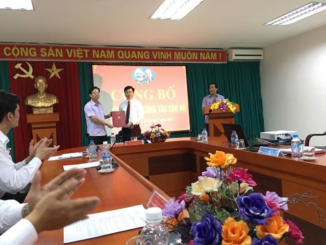 Lạng Sơn bổ nhiệm giám đốc Sở 8x - ảnh 1