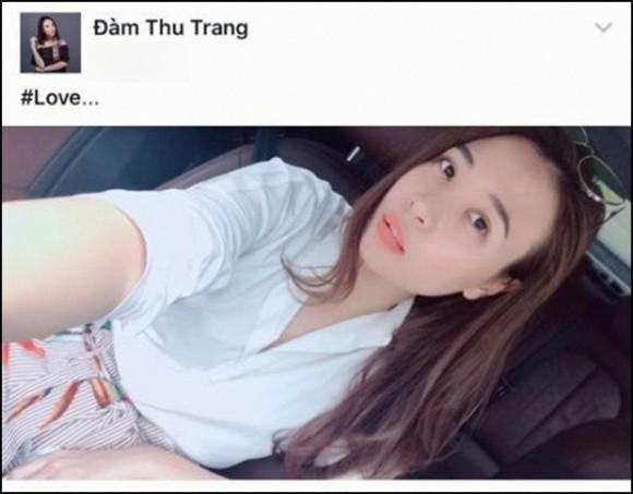 Cận cảnh nhan sắc Đàm Thu Trang - người tình tin đồn mới của Cường Đô la - ảnh 2