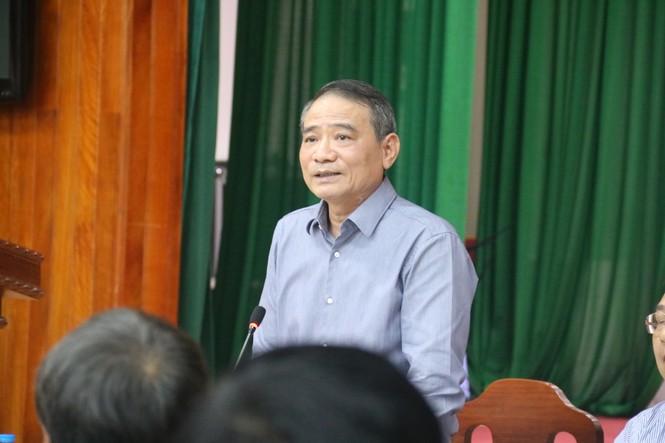 Đà Nẵng: Họp khẩn chỉ đạo khắc phục hậu quả mưa bão để đón APEC - ảnh 2