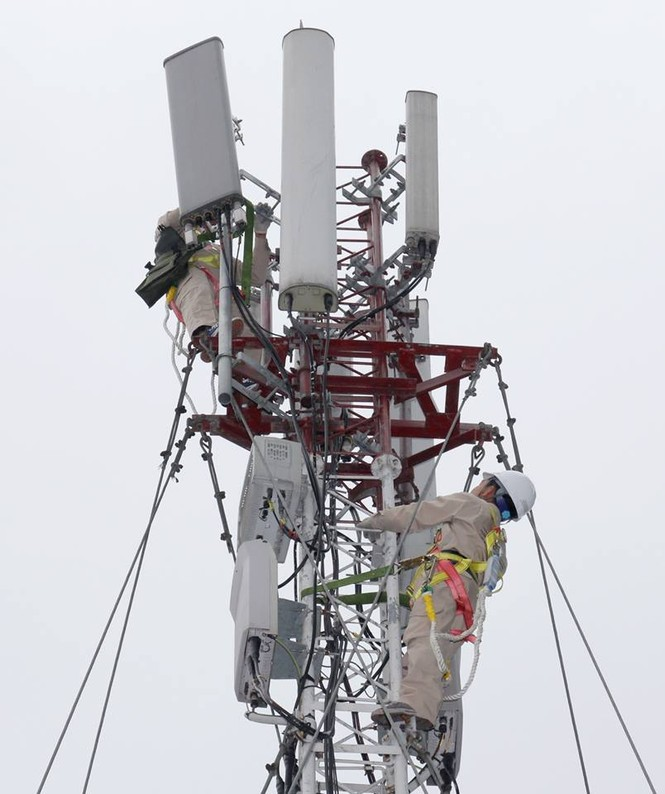 MobiFone tăng lực 4G cho thị trường trọng điểm TPHCM - ảnh 1
