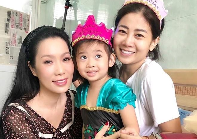 Sau 1 năm điều trị ung thư, Mai Phương được đón sinh nhật con ngoài bệnh viện - ảnh 5