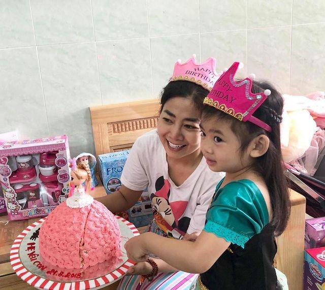Sau 1 năm điều trị ung thư, Mai Phương được đón sinh nhật con ngoài bệnh viện - ảnh 4