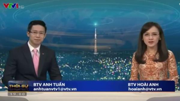 BTV VTV24 hé lộ loạt hậu trường trên sóng truyền hình khiến người xem 'ngã ngửa' - ảnh 4